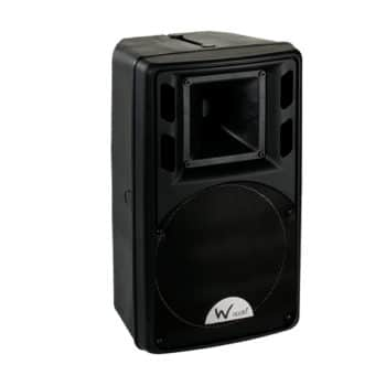 W-AUDIO PSR 8A ACTIVE SPEAKERS  (PAIR)