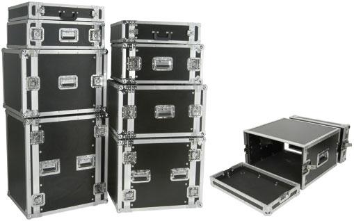 Citronic 19'' equipment flightcase - 4U