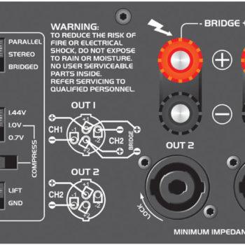 Citronic PLX2000 Power Amplifier