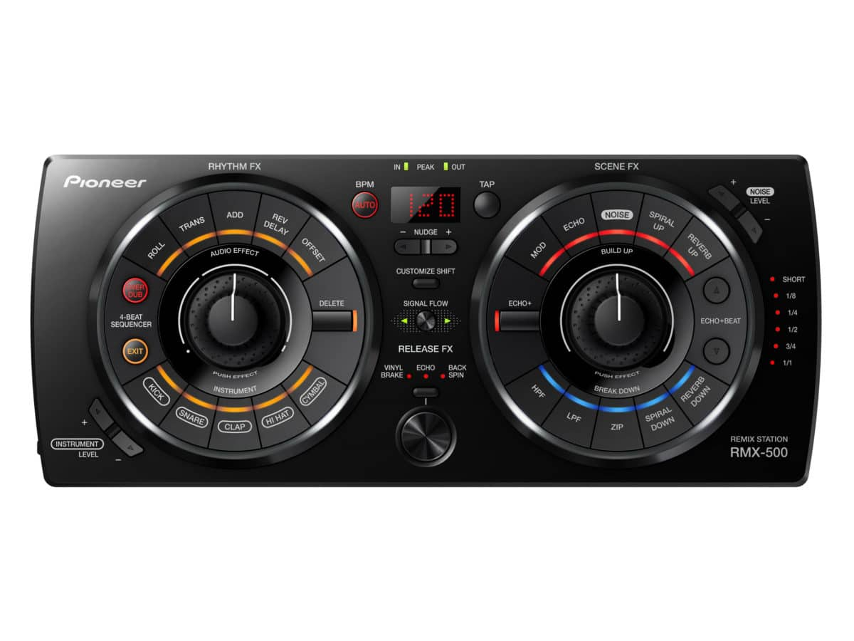 Pioneer Remix-Station 500 Effects Unit