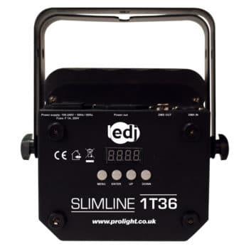 LEDJ Slimline 1T36