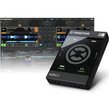 Native Instruments Traktor Audio 2 - 2 channel DJ audio interfac