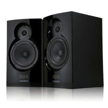 Reloop ADM-5 Active Speakers