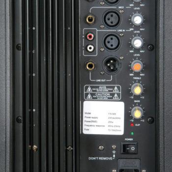 QTX Sound QS15A Active Speaker  178.569 (pair)