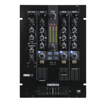Reloop RMX-33i 3+1 Digital Club Mixer