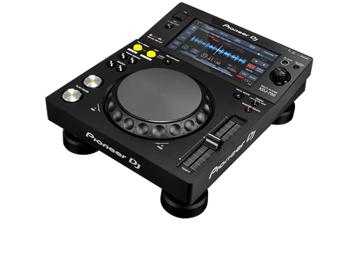 Pioneer XDJ-700 Rekordbox Compatible  Compact Digital Deck