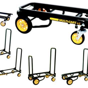 "RocknRoller® Multi-Cart® R2RT ""Micro"""