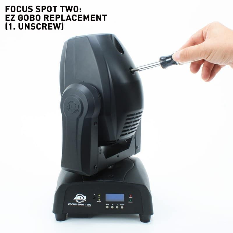 American DJ Focus Spot Two (pair ex demo)