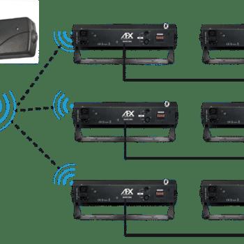 AFX Light - BT Box Bluetooth Controller For DMX Lights