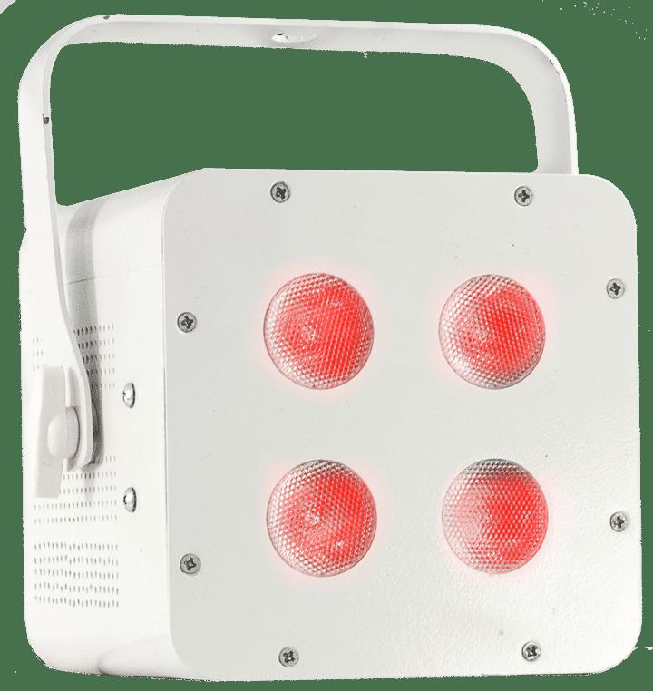 AFX Light - Free Par Hex 4x 10W 6-in-1 RGBWA-UV LED