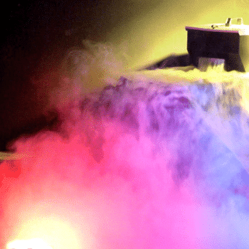 American DJ Mister Kool II Low Fog Machine