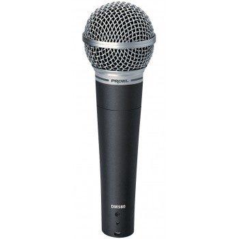 Proel DM580 Professional dynamic microphone