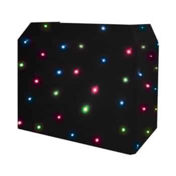 Equinox DJ Booth Quad LED Starcloth