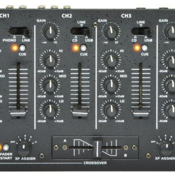 Citronic CDM8:4 USB DJ Mixer