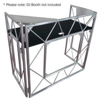 Equinox Truss Booth Shelf Kit (Pair)