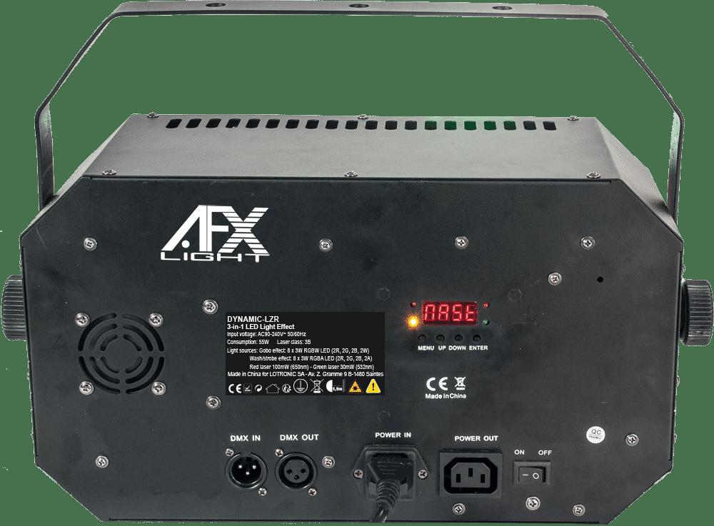 AFX Light Dynamic LZR