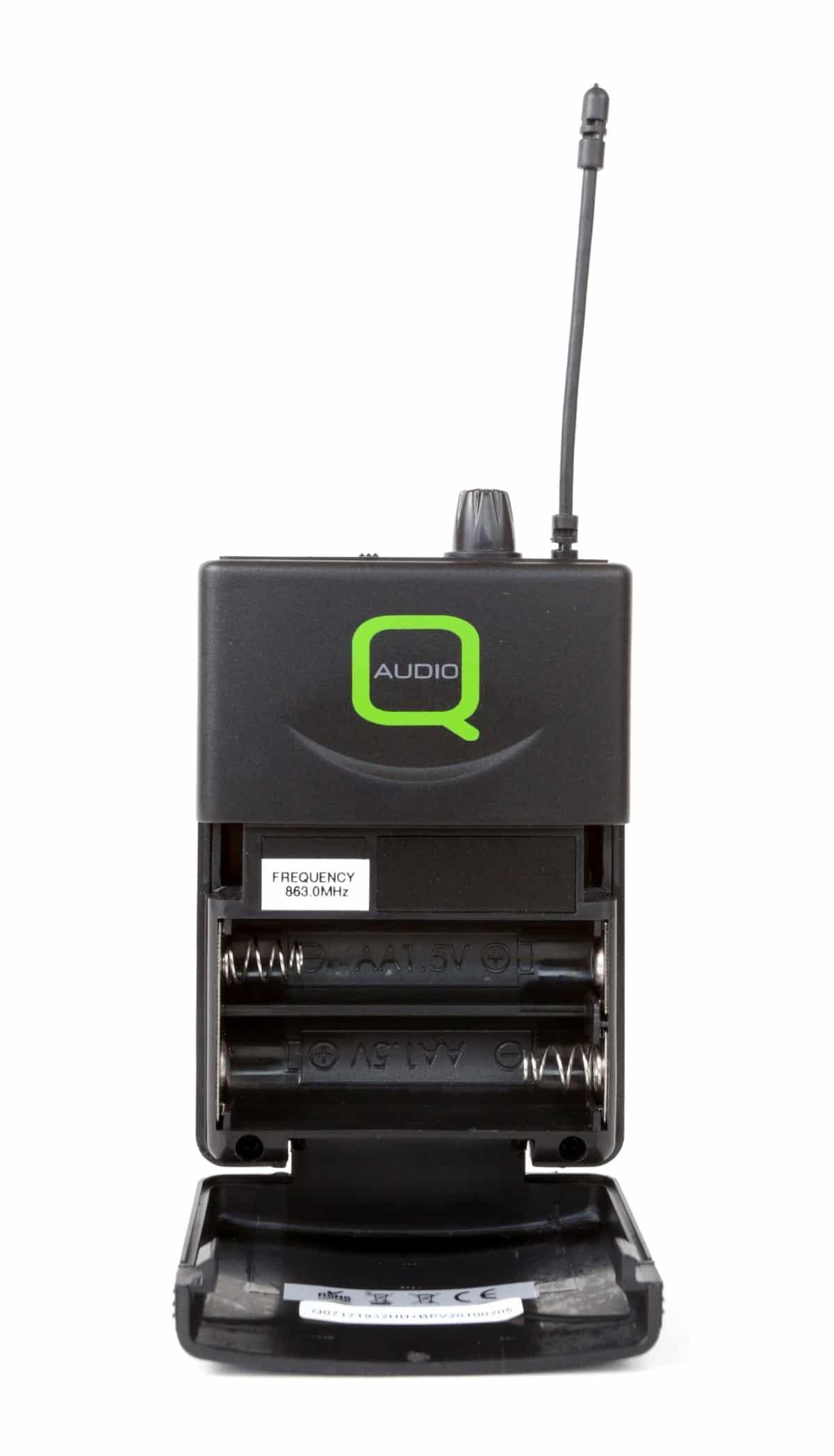 Q-Audio QWM 1932 V2 HH + BP