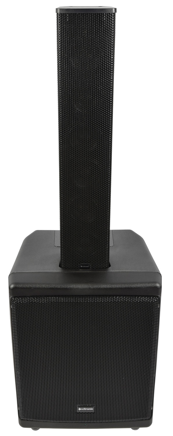 Citronic Neolith Battery Powered Portable Column Array