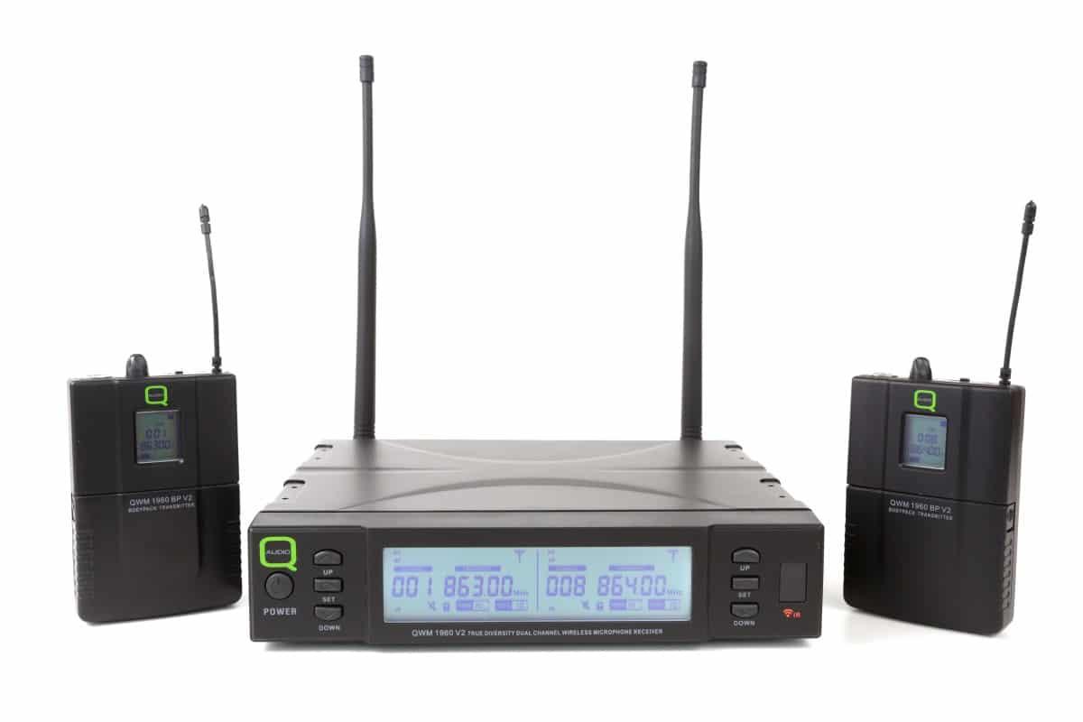 Q-Audio QWM 1960 V2 BP