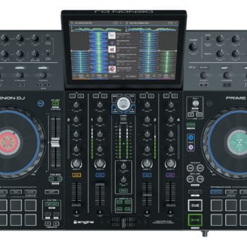 Denon DJ Prime 4  Standalone DJ System with 10-inch Touch