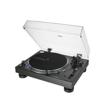Audio Technica AT-LP140XP Black Professional Direct Drive Manual