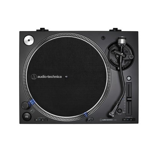 Audio Technica AT-LP140XP Black Professional Direct Drive Manual
