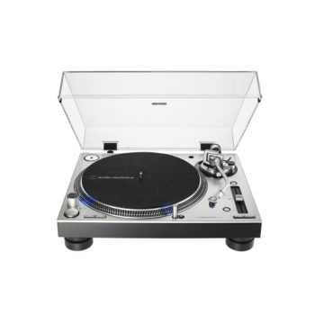 Audio Technica AT-LP140XP Silver Professional Direct Drive Manua