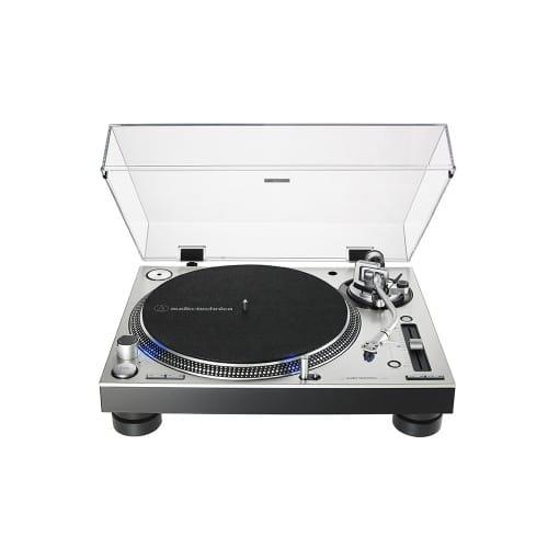 Audio Technica AT-LP140XP Silver Professional Direct Drive Manua