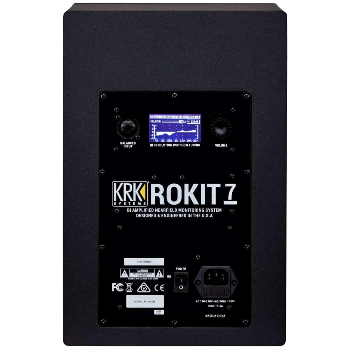 KRK Rokit RP7 G4 Active Studio Monitor