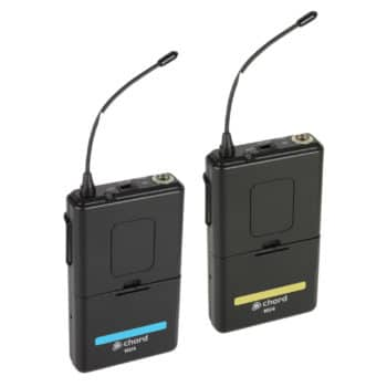 Chord NU4-C Quad UHF System - Combo