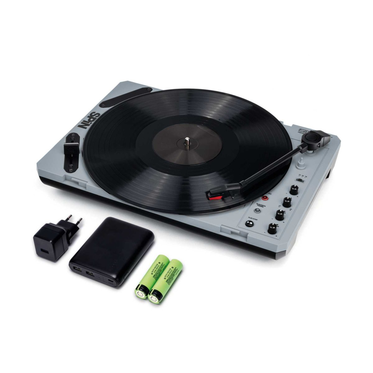 Reloop Spin Portable Turntable System