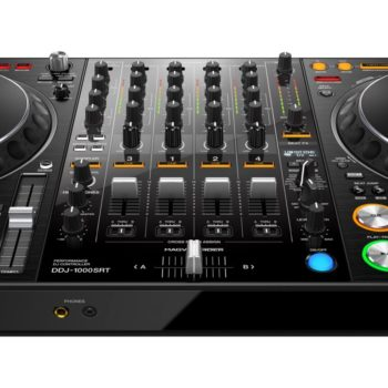 Pioneer DDJ-1000SRT 4-channel performance DJ controller for Sera