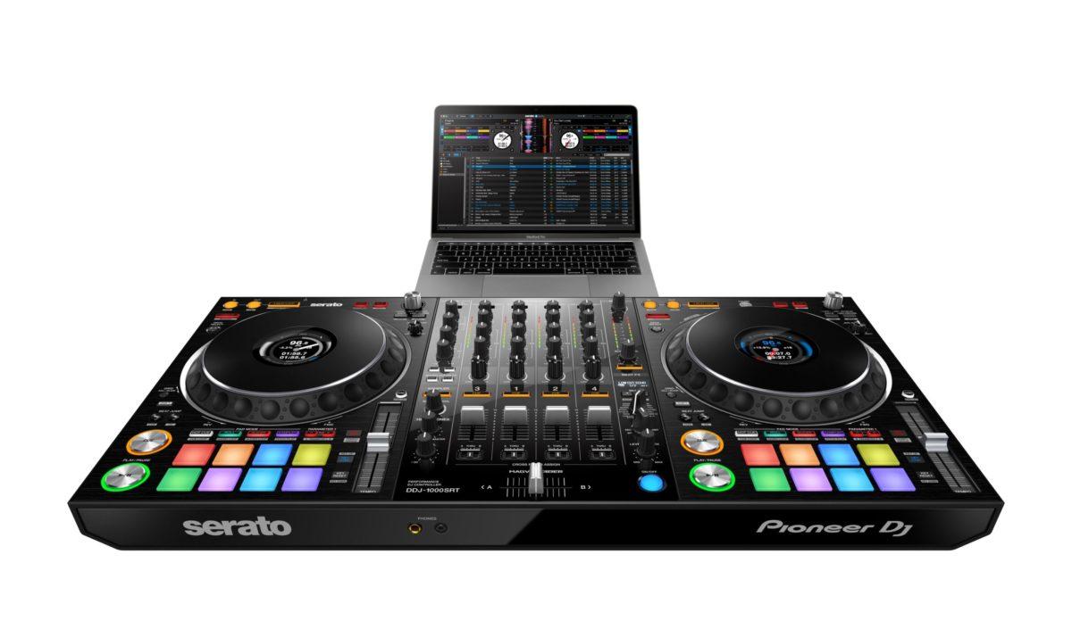 Pioneer DDJ-1000SRT 4-channel performance DJ controller for Sera