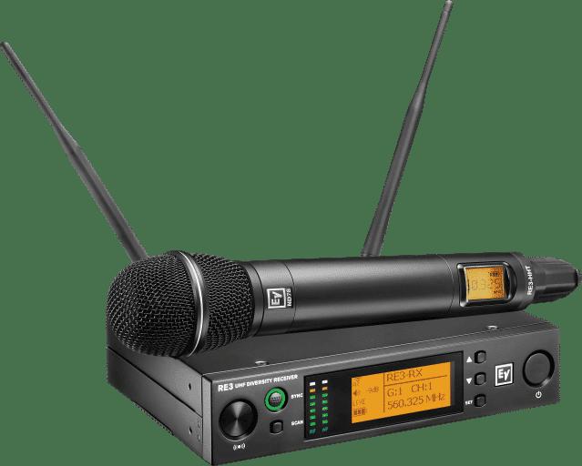 Electro-Voice RE3-ND76-8M UHF wireless set