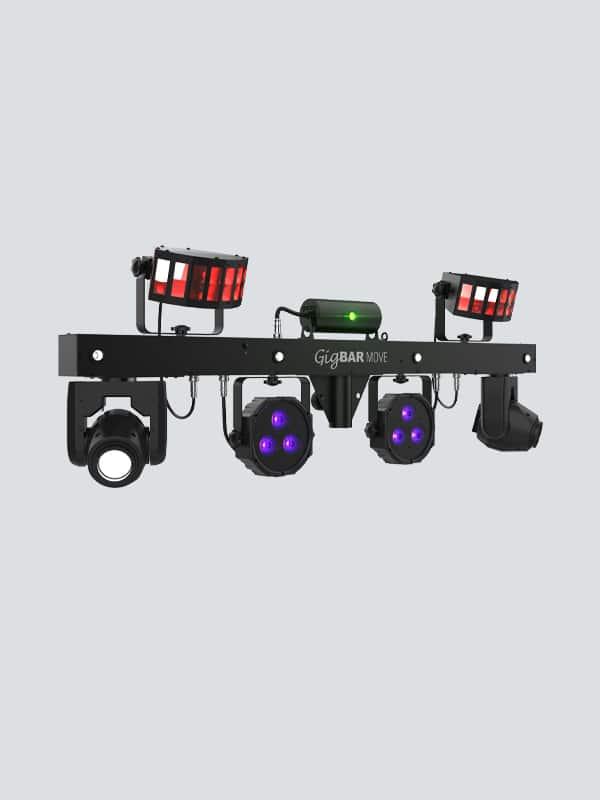 Chauvet Gigbar Move  5 in 1 lighting system