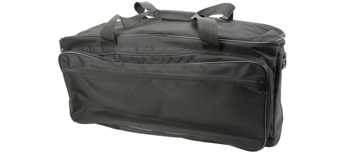 QTX Heavy duty multi compartment transit bag