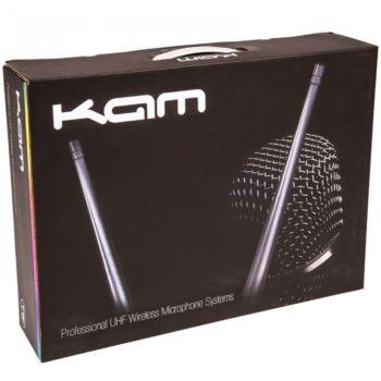Kam KWM11PRO Twin Wireless UHF Handheld System