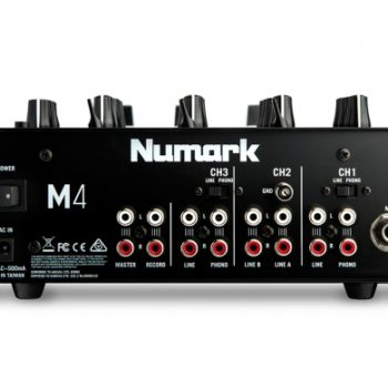 Numark M4 3 Channel Mixer