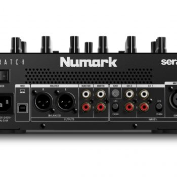 Numark Scratch 24-Bit 2-Channel Scratch Mixer