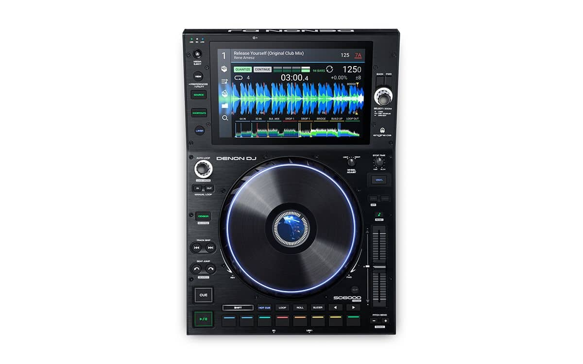 Denon SC6000 Professional Media Player