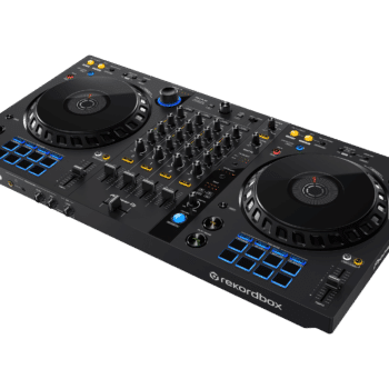 Pioneer DDJ-FLX6- 4-channel DJ controller for rekordbox and Serato DJ Pro